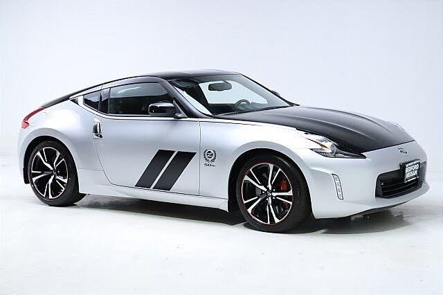 2020 Nissan 370Z Sport RWD