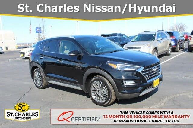 2020 Hyundai Tucson Limited AWD