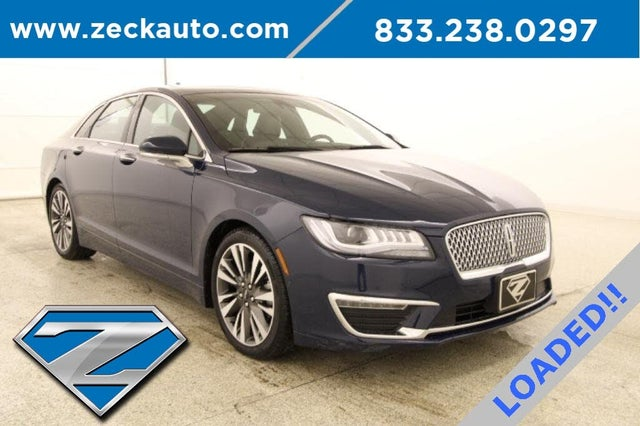 2020 Lincoln MKZ Reserve I AWD
