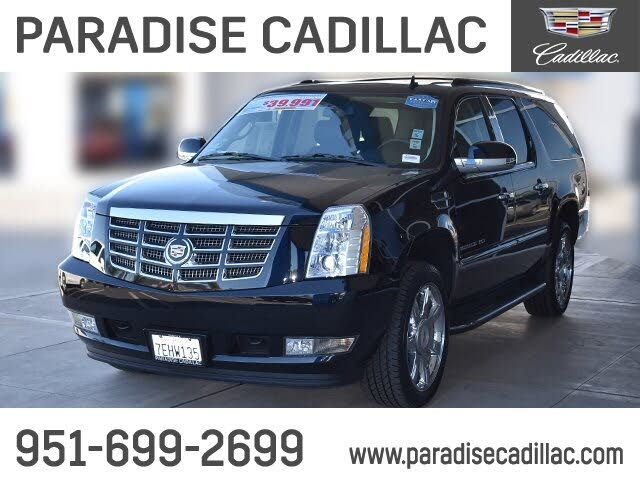 2014 Cadillac Escalade ESV Luxury RWD