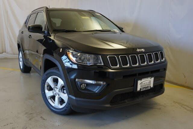 2020 Jeep Compass Latitude 4WD