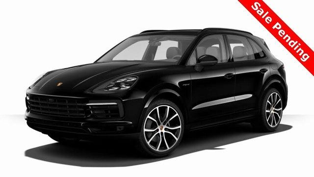 2021 Porsche Cayenne E-Hybrid SUV AWD