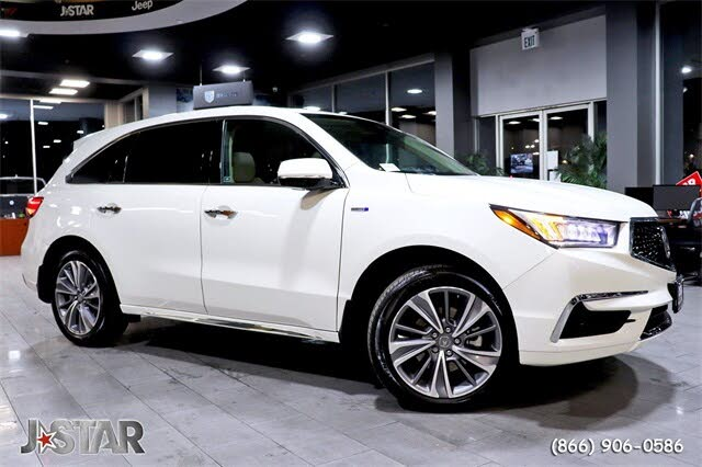 2018 Acura MDX Sport Hybrid SH-AWD with Technology Package