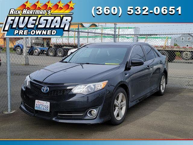 2014 Toyota Camry Hybrid SE Limited Edition FWD