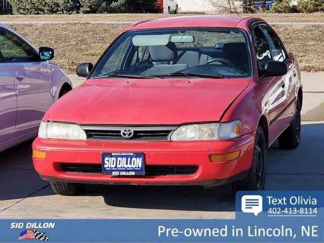 1994 Toyota Corolla DX