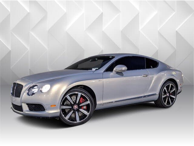 2015 Bentley Continental GT V8 S AWD