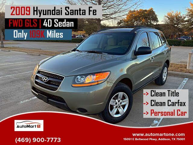 2009 Hyundai Santa Fe 2.7L GLS FWD