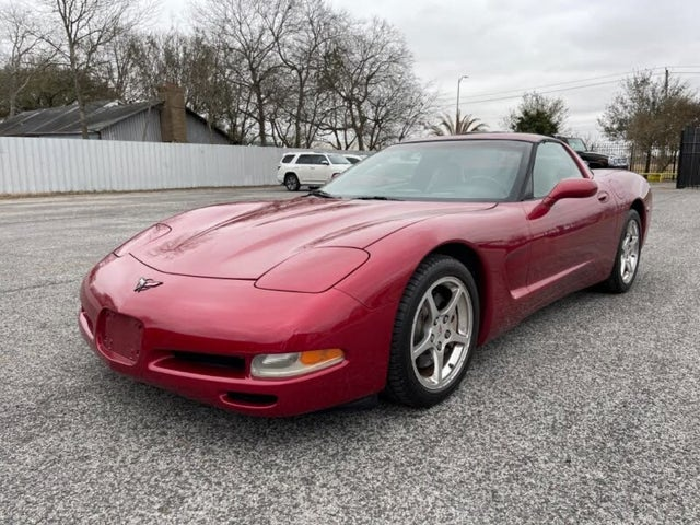 2001 Chevrolet Corvette Coupe RWD