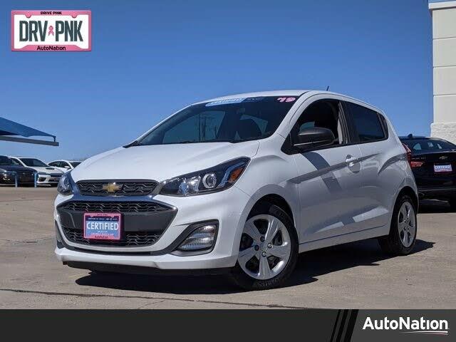 2019 Chevrolet Spark LS FWD