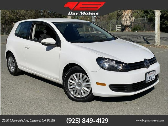 2012 Volkswagen Golf 2.5L with Conv 2dr