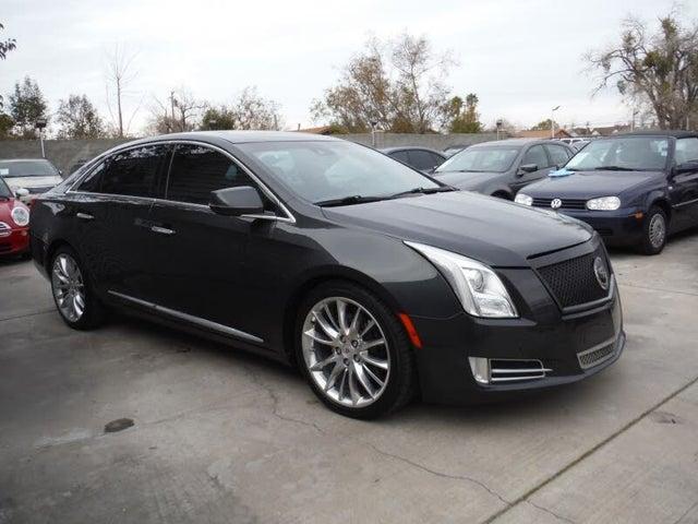 2014 Cadillac XTS Platinum V-Sport AWD