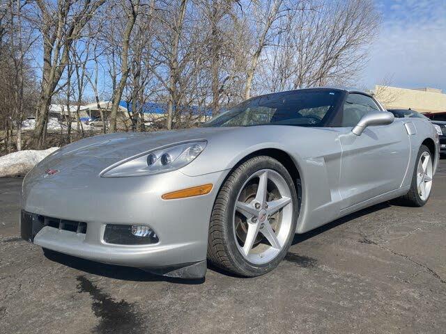 2012 Chevrolet Corvette 1LT Coupe RWD