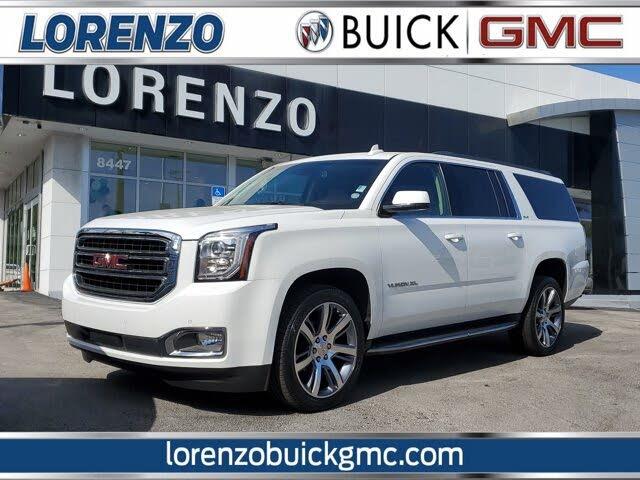 2017 GMC Yukon XL 1500 SLE