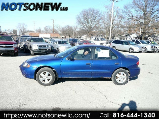 2003 Chevrolet Cavalier LS Sedan FWD