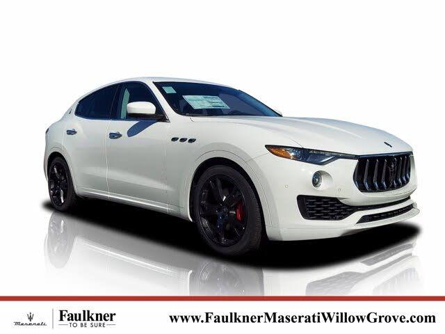 2021 Maserati Levante AWD