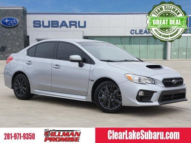 2020 Subaru WRX AWD
