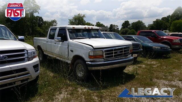 1994 Ford F-150 XL 4WD SB