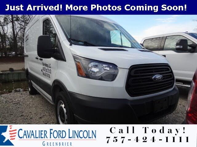 2019 Ford Transit Cargo 250 Medium Roof RWD with Sliding Passenger-Side Door