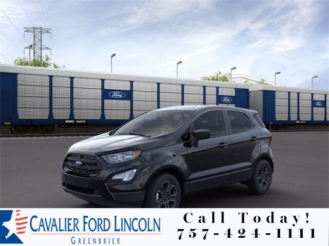 2021 Ford EcoSport S FWD