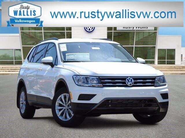 2020 Volkswagen Tiguan S FWD