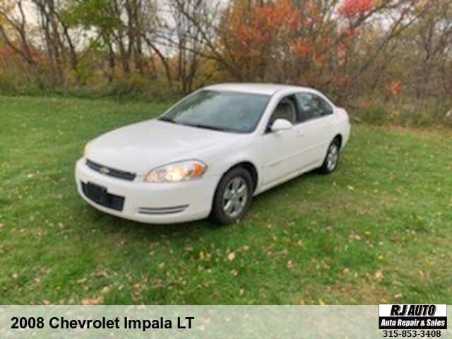 2008 Chevrolet Impala 1LT FWD