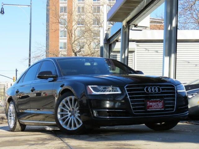 2015 Audi A8 3.0T quattro AWD
