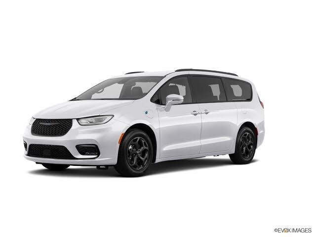 2021 Chrysler Pacifica Hybrid Pinnacle FWD