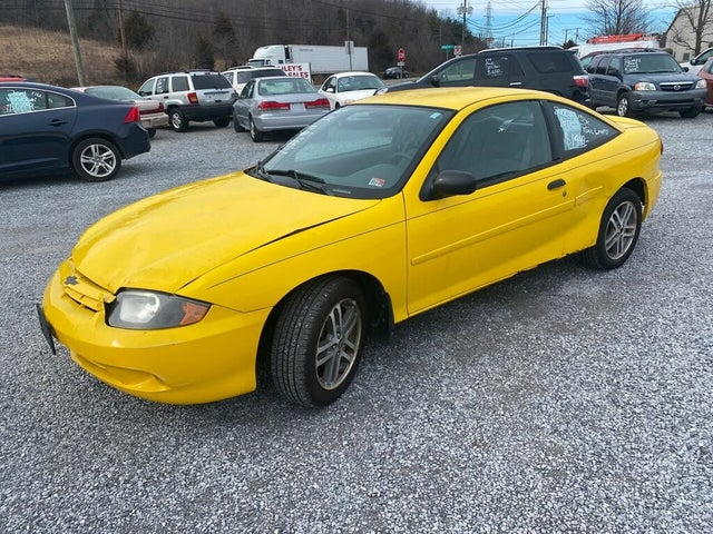 2004 Chevrolet Cavalier Special Value Coupe FWD