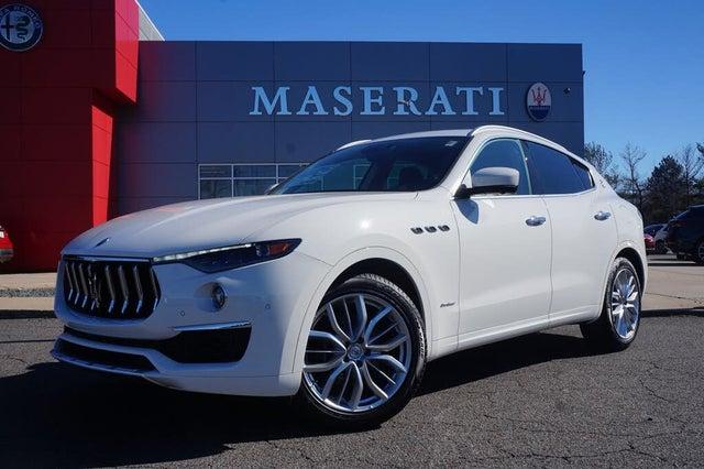 2021 Maserati Levante GranLusso AWD