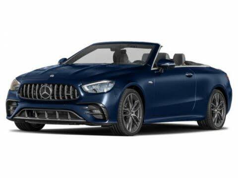 2021 Mercedes-Benz E-Class E AMG 53 4MATIC Cabriolet AWD