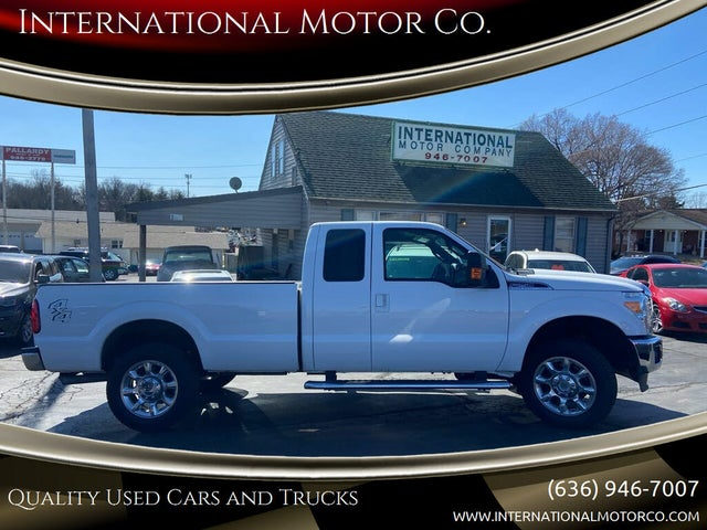 2015 Ford F-250 Super Duty Lariat SuperCab LB 4WD