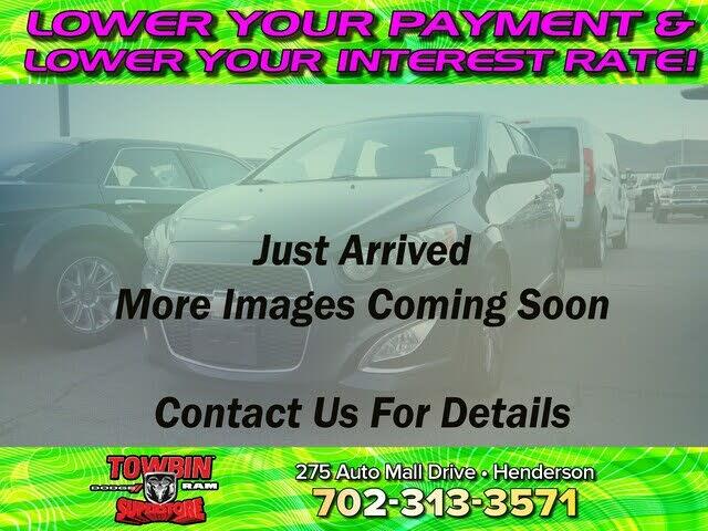 2014 Chevrolet Sonic RS Hatchback FWD
