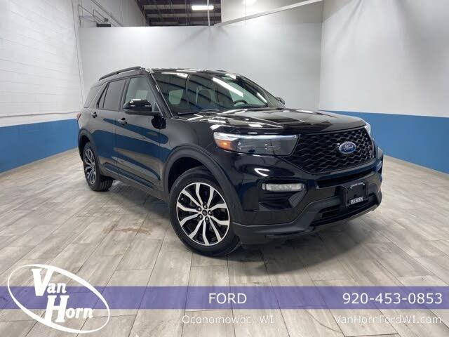 2020 Ford Explorer ST AWD