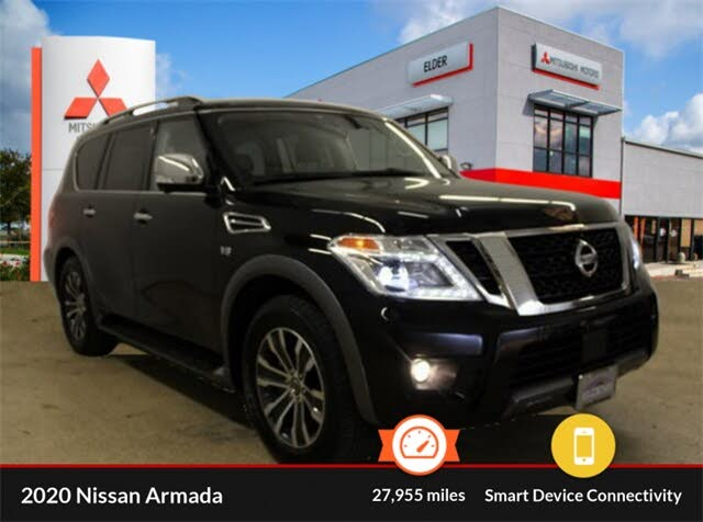 2020 Nissan Armada SL RWD