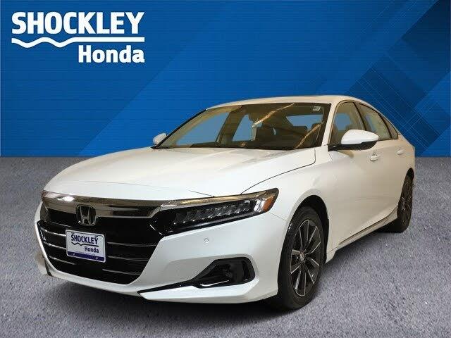 2021 Honda Accord EX-L FWD