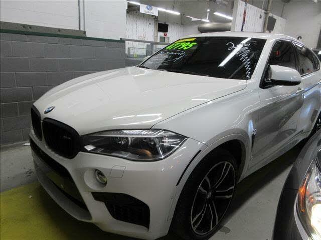 2016 BMW X6 M AWD