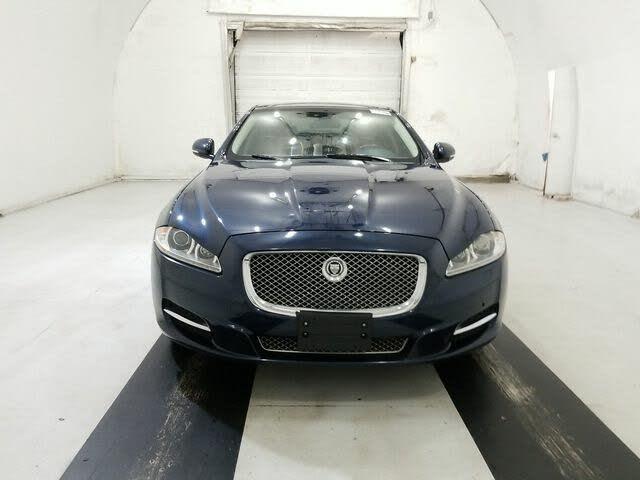 2013 Jaguar XJ-Series XJL Portfolio RWD