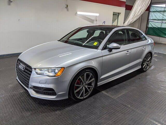 2016 Audi S3 2.0T quattro Premium Plus AWD