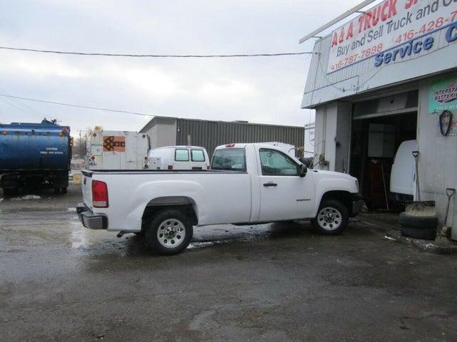 2011 GMC Sierra 1500 Work Truck LB