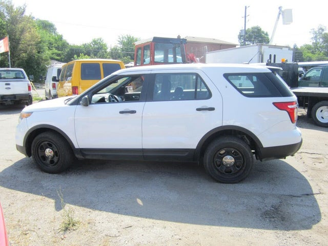 2015 Ford Explorer Police Interceptor AWD