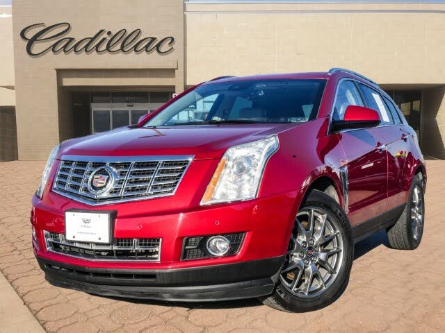 2015 Cadillac SRX Performance FWD
