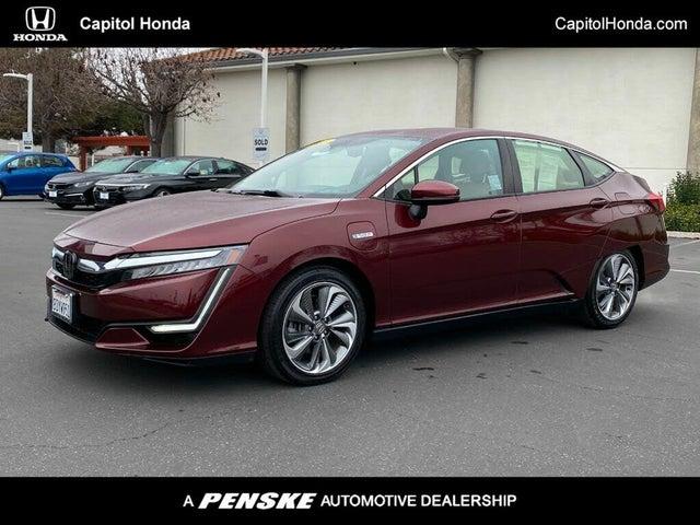2018 Honda Clarity Hybrid Plug-In  Touring FWD
