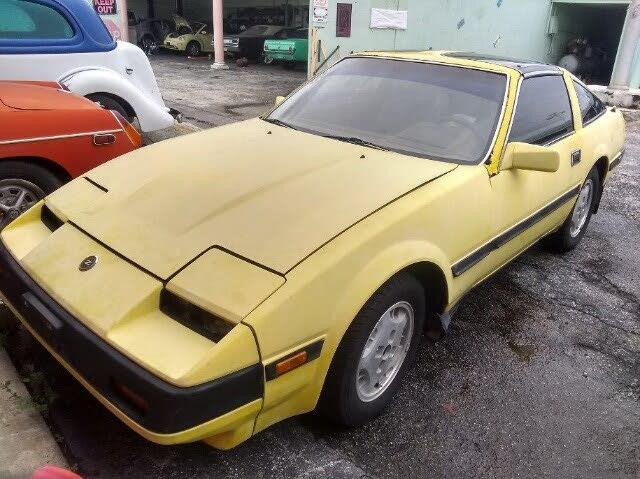 1985 Nissan 300ZX 2 Dr STD