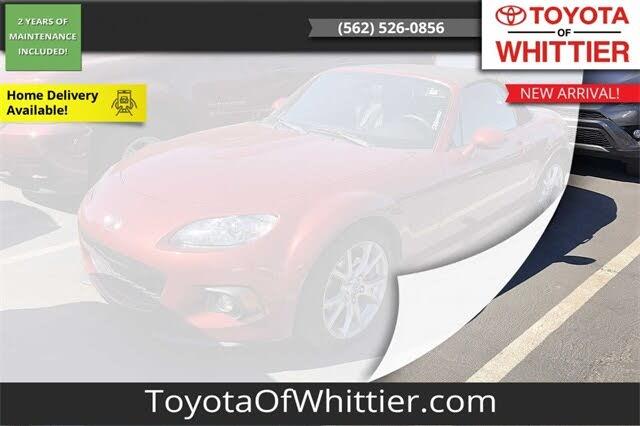 2015 Mazda MX-5 Miata Grand Touring Convertible
