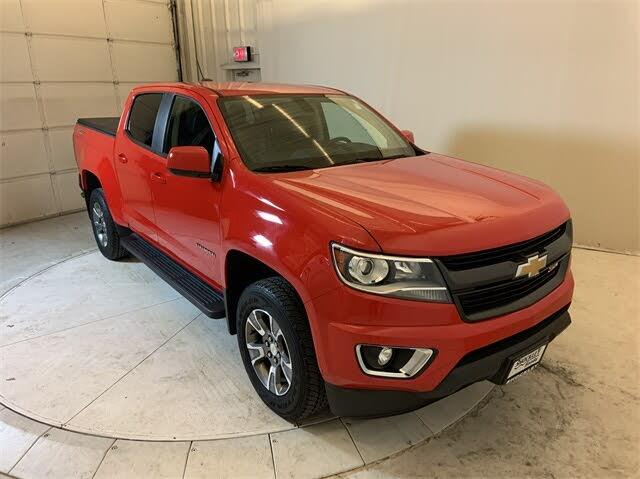 2018 Chevrolet Colorado Z71 Crew Cab 4WD