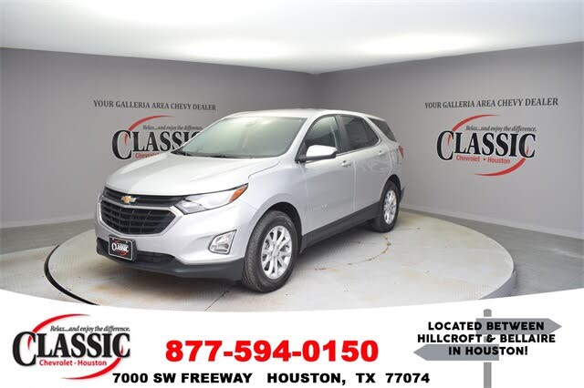 New Chevrolet Equinox For Sale In Houston Tx Cargurus