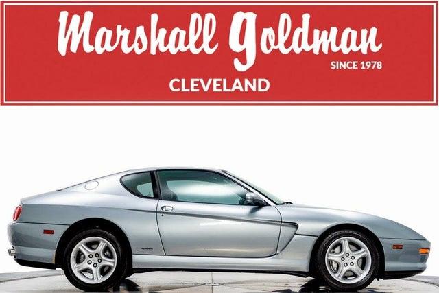Used 2000 Ferrari 456m Gta Rwd For Sale Right Now Cargurus