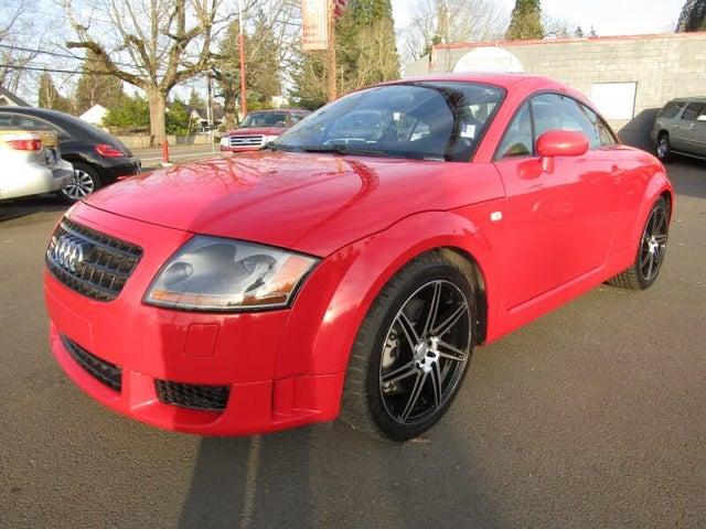 2006 Audi TT 3.2 quattro Coupe AWD
