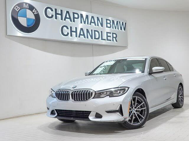 2020 BMW 3 Series 330i Sedan RWD