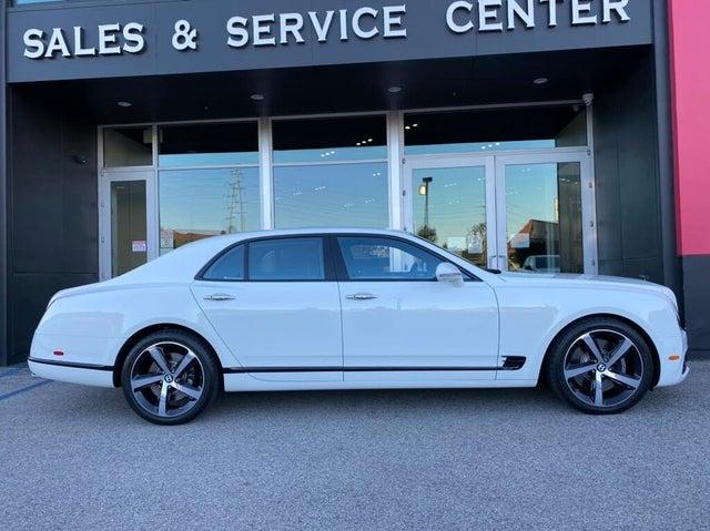 2018 Bentley Mulsanne Speed RWD